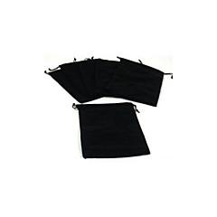 10pcs-Stof-Smykketasker