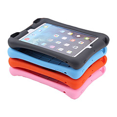 Environmental Silicone Soft Pure Color Loudspeaking Shockproof Full Body Cover Case For Apple iPad Mini1/2/3 7.9 Inch