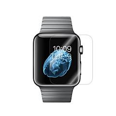 υψηλής ευκρίνειας αδιάβροχο στρογγυλεμένες άκρες πριμοδότηση γυαλί προστατευτικό οθόνης για το ρολόι της Apple 38 χιλιοστών / 42 χιλιοστά