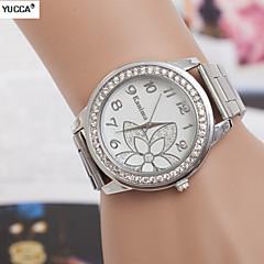 menns high-end fashion imitasjon keramisk maling stål par klokker engros kvarts watch