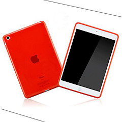Solid Color TPU Transparent Back Case Cover for iPad Mini/Mini 2/Mini 3 (Assorted Colors)