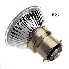 b22 / e14 / GU10 / E27 5W 30x5050smd 320-360lm cálida luz blanca / naturales bulbo llevado al contado (85-265v)