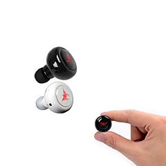 un mini-écouteurs bluetooth-auriculaires avec microphone pour iphone 6 / iphone 6 plus / Samsung et autres