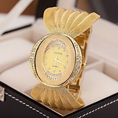 2015 New Ladies Fashion Luxury Gold Bracelet Quartz Women's Famous Brand Rhinestone Watches Cool Watches Unique Watches