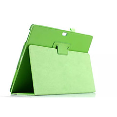 """PU Leather Solid Colors Cases With Stand Full Body Cases 10.8"""" For Microsoft Surface 3(Assorted Color)"""