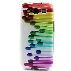 jogos caso o material TPU padrão soft phone para Samsung Galaxy S3 S4 S5 S6 S6 borda s5mini
