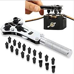universell stål titta tillbaka fallet öppnare batteribyte skruv verktygslåda remover
