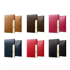 Luxury Leather Ultra Thin Smart Stand Case Cover for iPad Air (Assorted Colors)