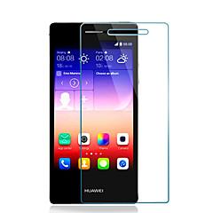 hærdet glas pauseskærm til Huawei p7