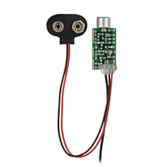 transmisor fm aleación de mini de aluminio