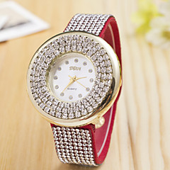 Women's Watches 2015 New Style Fashion Lady On The High On The Swiss Alloy Full Bore Quartz Watch Cool Watches Unique Watches