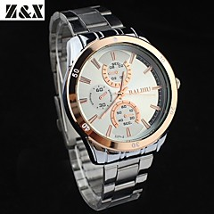 Women's Fashion Water-Proof Leisure Alloy Quartz Wrist Watch(Assorted Colors)