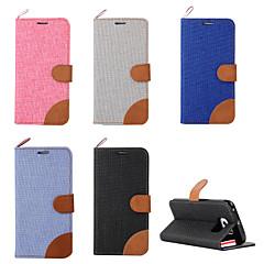 pu följande från cowboy stil plånboken telefon-apparater till Samsung Galaxy s6 s6edge S5 s5mini (diverse färg)