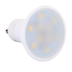 8W GU10 / GU5.3(MR16) Focos LED 10 SMD 5730 700 lm Blanco Cálido / Blanco Fresco AC 85-265 V 1 pieza