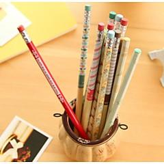 Wooden Lead Pencil (12PCS)