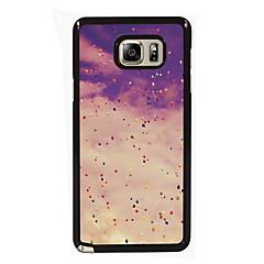 ballnoon Entwurf dünnes Metall zurück Fall für Samsung Galaxy Note 3/4 note / note 5 / Anmerkung 5 Kante