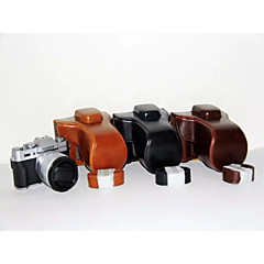 Dengpin PU Leather Camera Case Bag Cover for Fujifilm X-T10 XT10 (Assorted Colors)