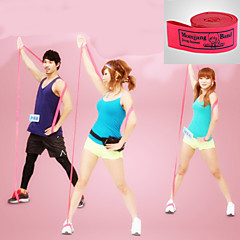 Professional  Yoga Cotton Stretching Band Resistance Band