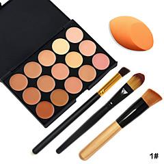15 Concealer Make-up borstels Gezicht