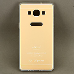 Armor Golden Metal+TPU Back Cover Case for Samsung Galaxy A5