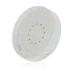LeXing GX53 5W 48X2835SMD 400-500LM Warm White/COOL White/Natural White LED Cabinet Lamp (220~240V)