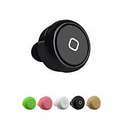Mini Bluetooth Earphone Wireless Headphone With MIC Handfree Sport Ear Bud Mobile for Samsung(Assorted Color)