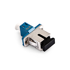 Shengwei® OCLC-101 Fiber Optic Cable Adapter/Coupler LC-SC for Duplex Multimode Fiber Tester