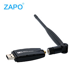 ZAPO W60RTL8192 300M USB Wireless Card AP Hot WIFI Receiver Transmitter