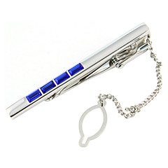 Fashion set auger tie clip