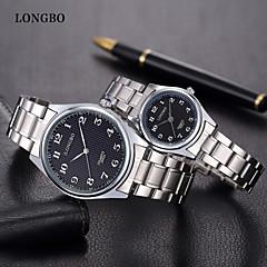 quarzo dell'amante Longbo guarda l'orologio 2015 moda donna&wen guardare marchi di lusso per le imprese