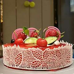 fondant silicone bolo fronteira projeto de molde padrão de rendas molde icing diy sugarcraft decoração esteira