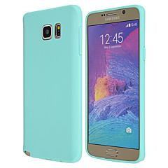 Magic Spider®Candy-Colored Matte Ultra Thin TPU Soft Case for Samsung Galaxy Note 5/Note 4/Note 3(Assorted Color)
