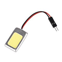 YOBO Festoon 41/39/36/31MM/T10 COB 5W 150-180LM 7000-7500K White Light for Car Reading Lamp(DC 12V)