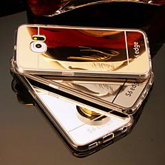 peili akryyli takaisin suojakotelo Samsung Galaxy S3 / S4 / S5 / S6 / S6 reuna / S6 reuna plus