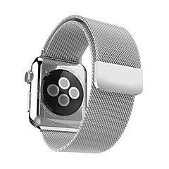 Original Milanese Loop Bracelet Stainless Steel Band for Apple Watch 42mm 38mm with Strong Magnetic Buckle