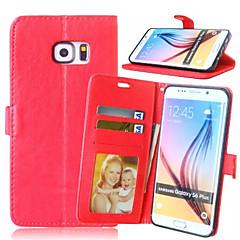 korkea laatu PU nahka lompakko matkapuhelin kotelo tapauksessa galaksin S6 reuna plus / S6 aktiivinen / S6 reuna / S6 / S5 (valikoituja