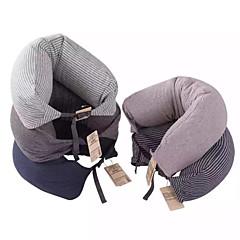 cotone a forma di u sanitario poggiatesta viaggi utile cuscino morbido collo di viaggiare terapia di comodo cuscino di massaggio