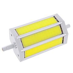 1 pcs R7S 18W COB 118MM 1550 LM Warm White / Cool White LED Corn Bulbs AC 85-265 V