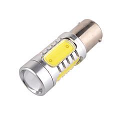 Yobo BA15s (1.156) -6dt 4 * klas 1 * Cree studená bílá 18waty 580-600lm 7000-7500k žárovka žárovka pro auto brzdové světlo (DC 12V-24V)