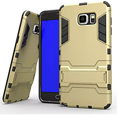 Fully protected Plastic Support Back Case for Samsung Galaxy S6/s6 edge/s6 edge+/S5
