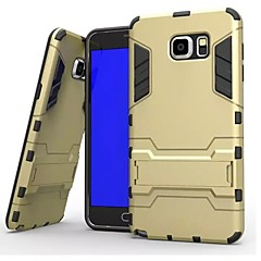 Fully protected Plastic Support Back Case for Samsung Galaxy Note 4/Note 5