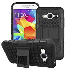 hibrid kitámasztó kijelző fedelét kombó kemény db + TPU tok Samsung Galaxy Grand elsődleges / fő elsődleges / fiatal 2/4 ász