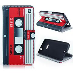 Voor Nokia hoesje Hoesje cover Portemonnee Kaarthouder met standaard Volledige behuizing hoesje Andere Hard PU-leer voor NokiaNokia Lumia