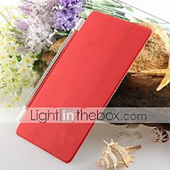 Red Bohemia Flower Pattern PC Hard Case for iPad mini 3,iPad mini 2,iPad mini