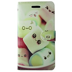 Για Samsung Galaxy Θήκη Πορτοφόλι / Θήκη καρτών / με βάση στήριξης / Ανοιγόμενη tok Πλήρης κάλυψη tok Κινούμενα σχέδια Συνθετικό δέρμα