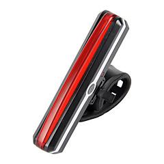 RAYPAL 자전거 라이트 후미등 / 안전 등 RPL-2266 6 모드 100 자전거 USB 3.7V 500mAh Li-Polymer Battery 그외 방수 / 충격 방지 / 반대로 미끄러짐 일상용 / 사이클링 >10 멀티컬러