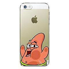 iPhone 5/5S iPhone - Altro - per Cartoni animati/Design speciale/Novità/Anime ( Multicolore , TPU )