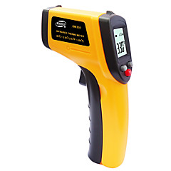 non-contact infrarood digitale thermometer lcd digitale pyrometer temperatuur gm320