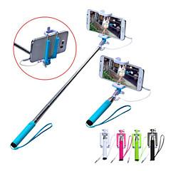 vormor® extensible manipulé bâton avec un obturateur intégré à distance conçu pour Apple, les smartphones Android