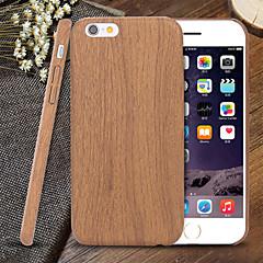 Varten iPhone 5 kotelo Ultraohut / Kuvio Etui Takakuori Etui Puukuvio Pehmeä TPU iPhone SE/5s/5